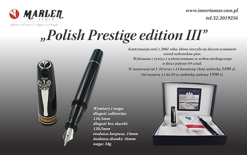 Marlen Polish Prestige edition 3
